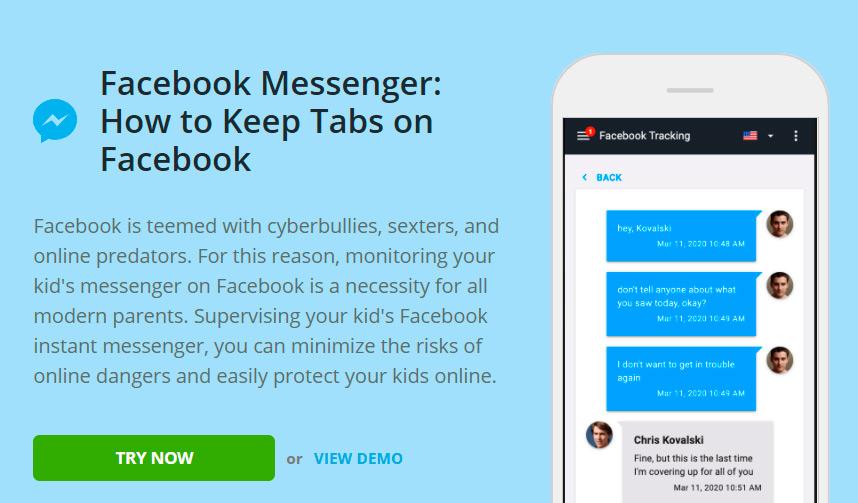 Best facebook spy app
