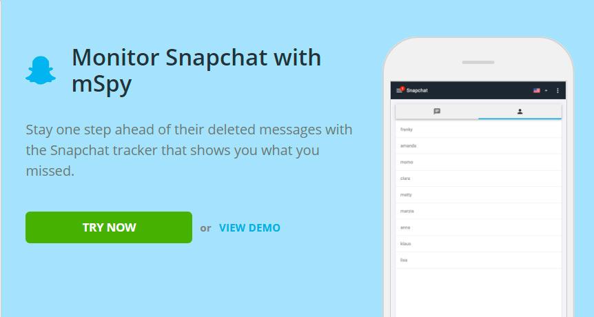 Snapchat face tracker filter
