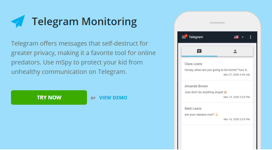 Telegram monitoring for Google Pixel 4a 5G